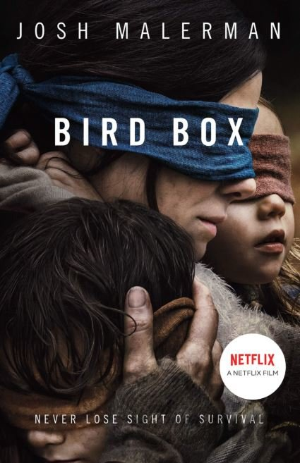 Kniha Bird Box - Josh Malerman