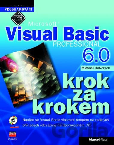 Kniha Microsoft Visual Basic 6.0 - Michael Halvorson