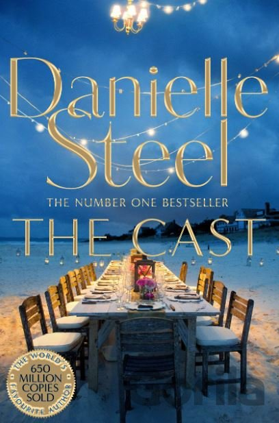 Kniha The Cast - Danielle Steel