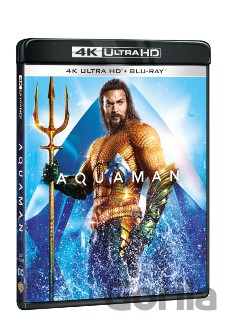 UltraHDBlu-ray Aquaman Ultra HD Blu-ray - James Wan