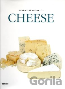 Kniha Essential Guide to Cheese - Alexander Elt
