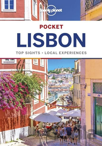 Kniha Lonely Planet Pocket: Lisbon -