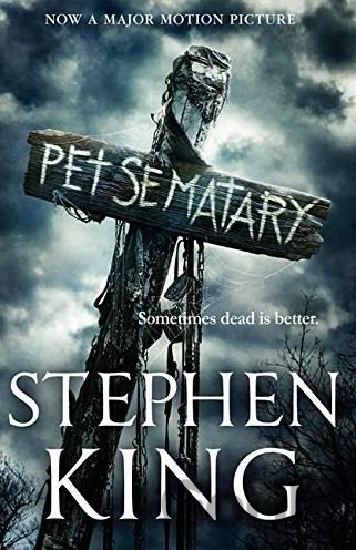 Kniha Pet Sematary - Stephen King