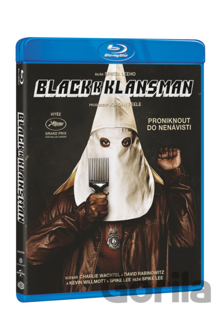 Blu-ray BlacKkKlansman - Spike Lee