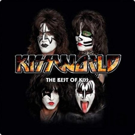 CD album Kiss: Kissworld - The Best Of Kiss