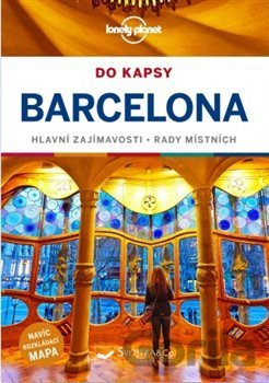 Kniha Barcelona do kapsy - Sally Davies
