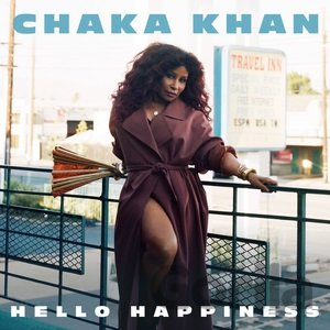 CD album Chaka Khan: Hello Happiness
