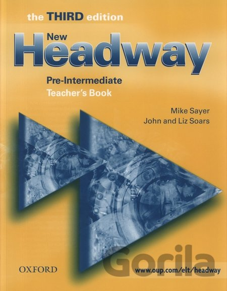 Kniha New Headway - Pre-Intermediate - Teacher's Book - John Soars, Liz Soars