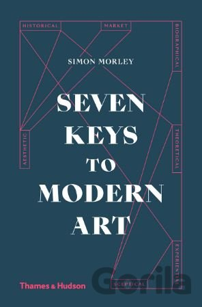 Kniha Seven Keys to Modern Art - Simon Morley