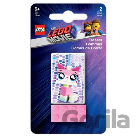 LEGO Movie 2 Gumy mix: Unikitty Set