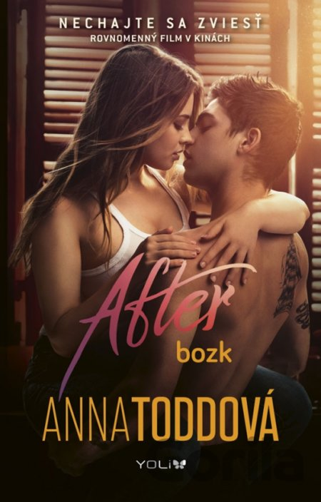 Kniha After: Bozk - Anna Todd