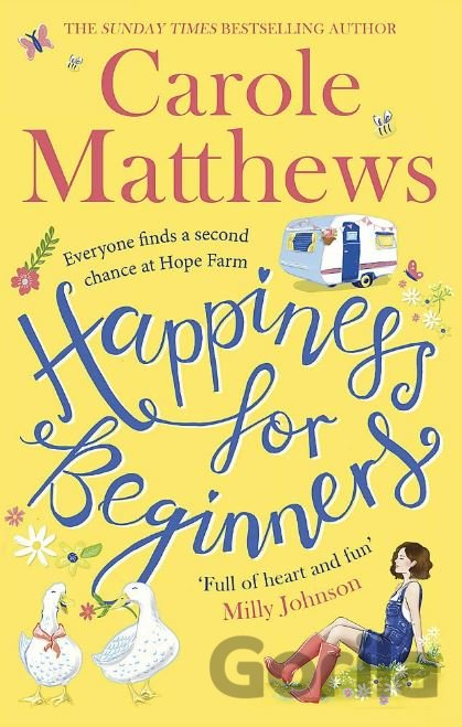 Kniha Happiness for Beginners - Carole Matthews