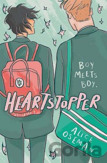 Kniha Heartstopper - Alice Oseman