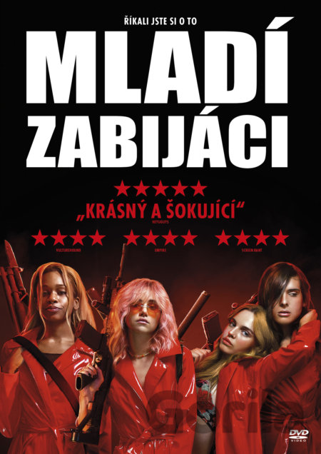 DVD Mladí zabijáci (Assassination Nation) - Sam Levinson