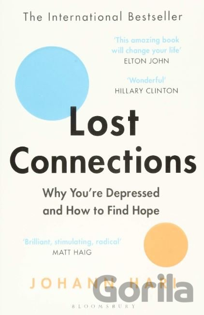 Kniha Lost Connections - Johann Hari