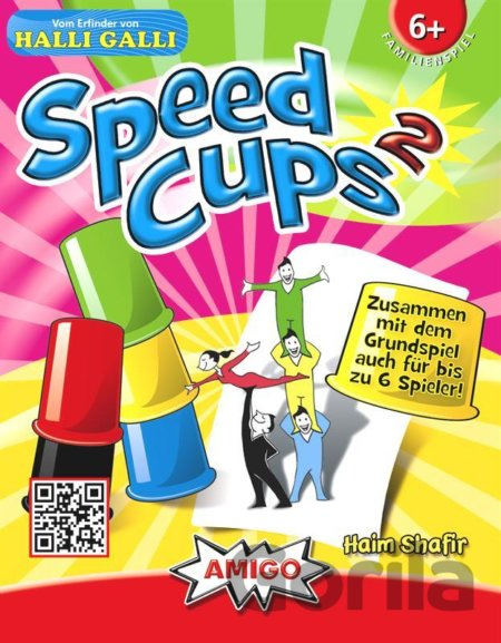 Hra Speed Cups²