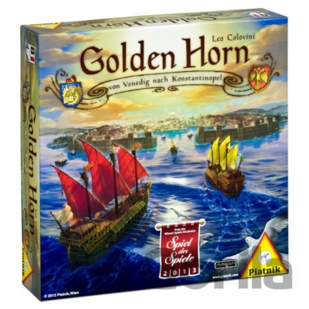 Hra Golden Horn
