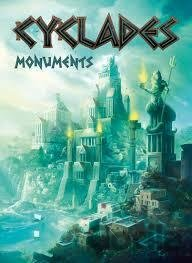 Hra Cyclades: Monuments