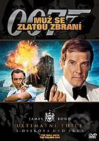James Bond - Muž se zlatou zbraní (2DVD) - Guy Hamilton