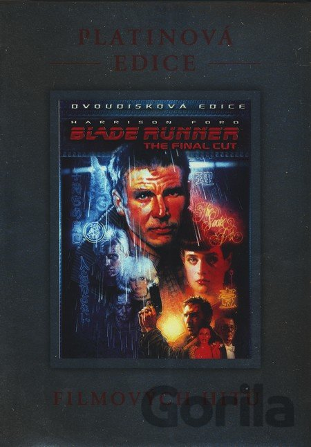 Blade Runner: The Final Cut S.E. (2 DVD - CZ titulky) - Ridley Scott
