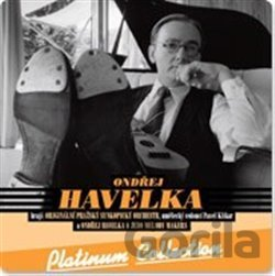 CD album Basikova Bara: Havelka O.- Platinum Collection (3CD)