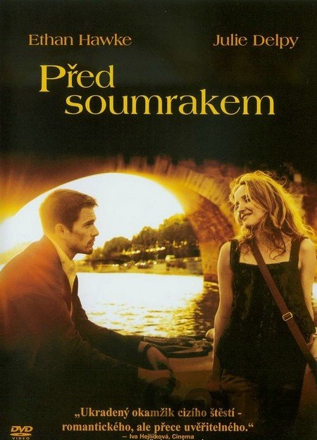 Před soumrakem - Richard Linklater