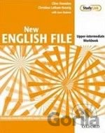 Kniha New English File Workbook Upper-intermediate (Oxenden, C. - Latham-Koenig, Ch.) -