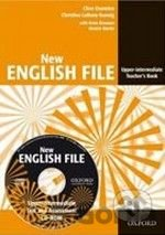 Kniha New English File Teacher's Book with Test and Assessment CD-ROM Upper-intermedi -