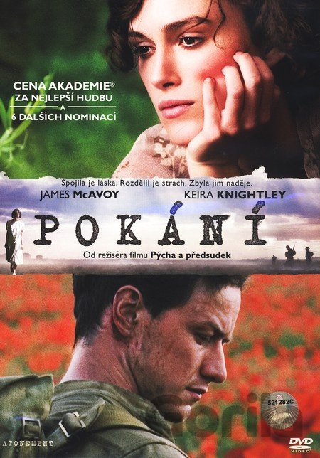 DVD Pokání - Joe Wright