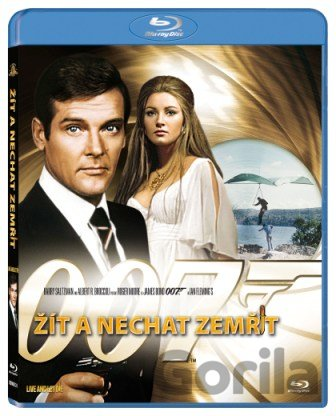 Blu-ray James Bond - Žít a nechat zemřít (Blu-ray) - Guy Hamilton