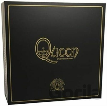 Queen: Complete Studio Album LP
