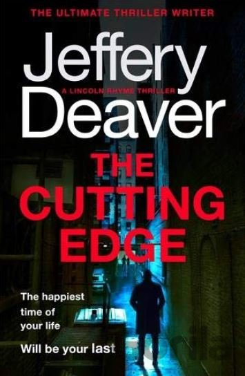 Kniha The Cutting Edge - Jeffery Deaver
