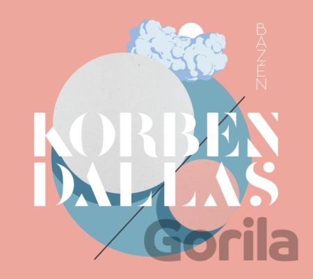 CD album Korben Dallas: Bazén