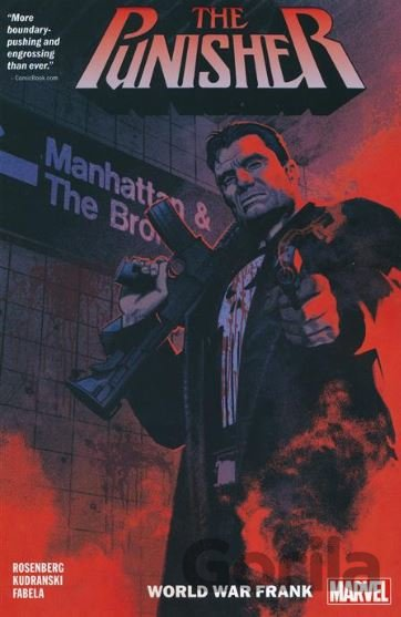 Kniha The Punisher (Volume 1) - Matt Rosenberg
