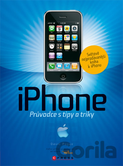 Kniha iPhone - David Pogue