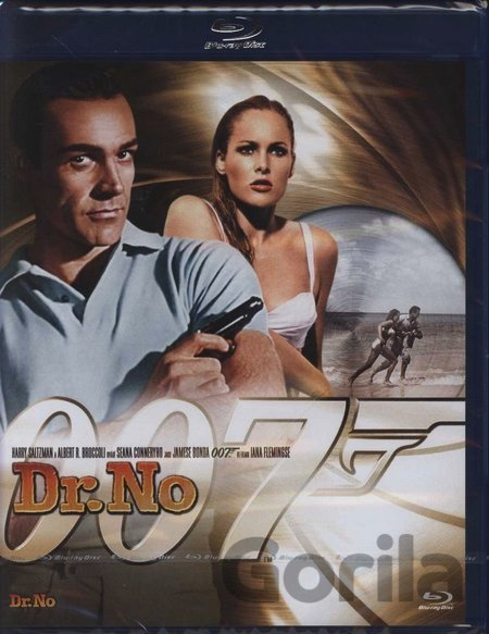 Blu-ray James Bond - Dr. No (Blu-ray) - Terence Young
