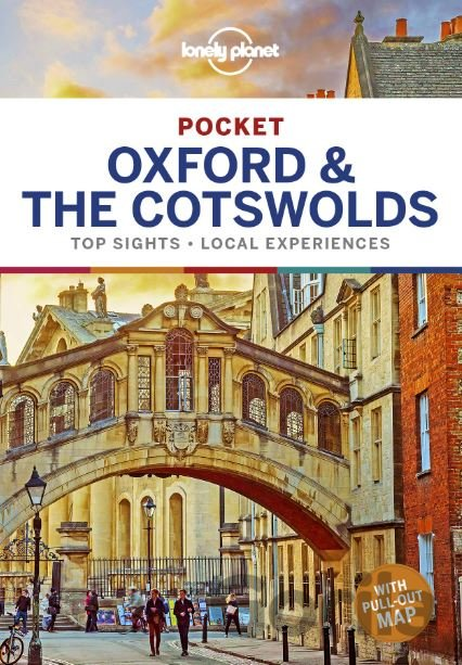 Kniha Oxford and the Cotswolds -