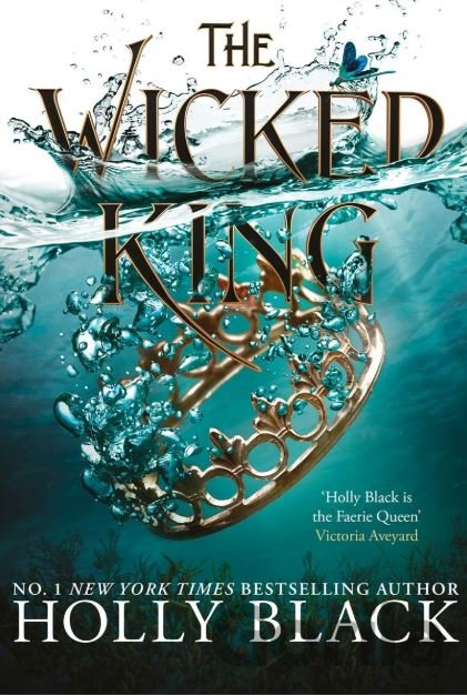 Kniha The Wicked King - Holly Black