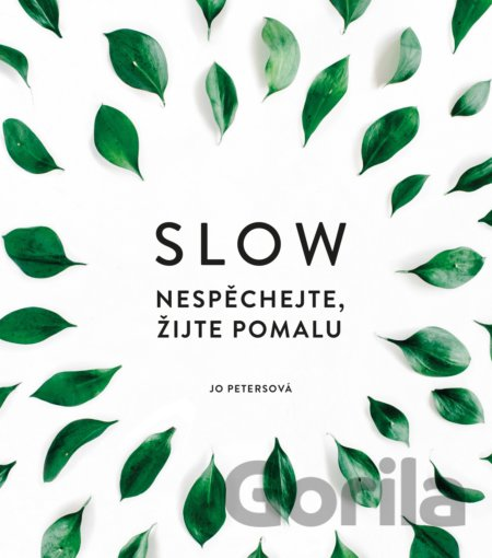 Kniha Slow - Jo Peters