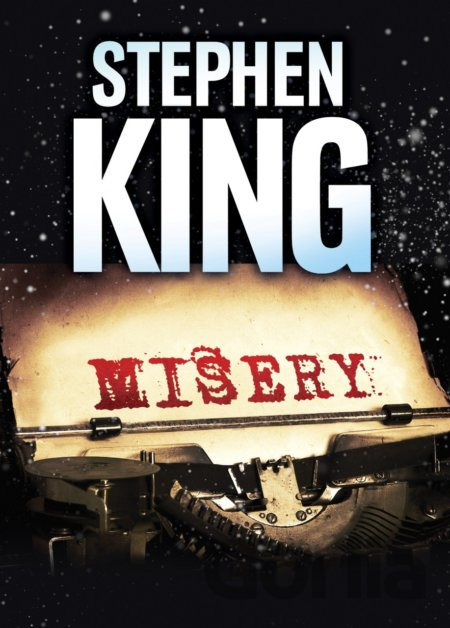 Kniha Misery - Stephen King