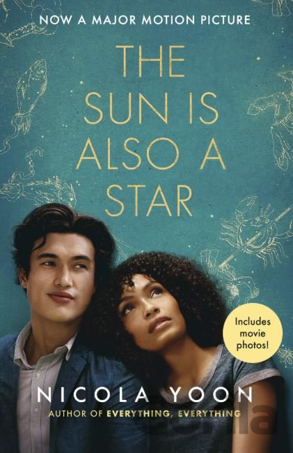 Kniha The Sun is also a Star - Nicola Yoon