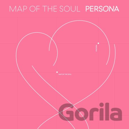 CD album BTS: Map Of The Soul: Persona