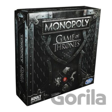 Hra Monopoly Game of Thrones