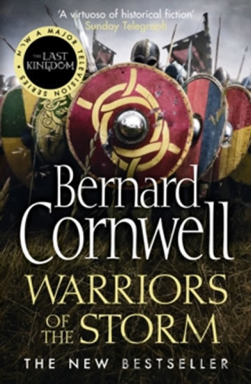 Kniha Warriors of the Storm - Bernard Cornwell