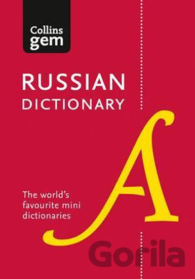 Kniha Collins Gem: Russian Dictionary - autorů kolektiv
