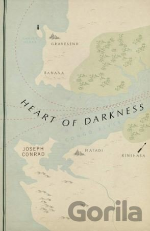 Kniha Heart of Darkness - Joseph Conrad