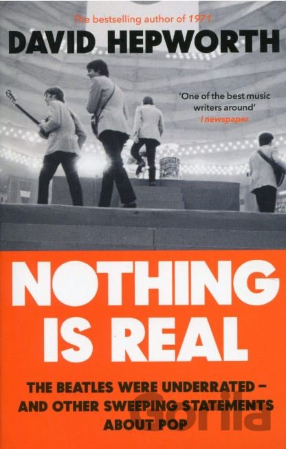 Kniha Nothing is Real - David Hepworth