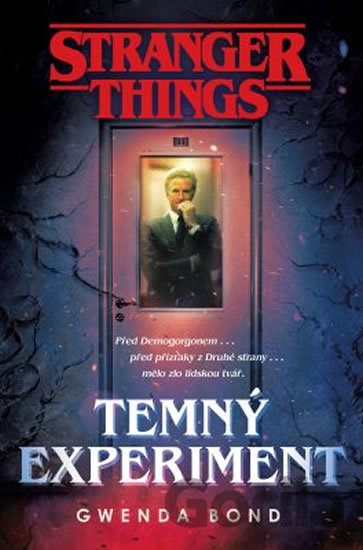 Kniha Stranger Things: Temný experiment - Gwenda Bond