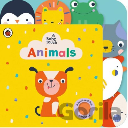 Kniha Animals -