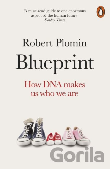 Kniha Blueprint - Robert Plomin